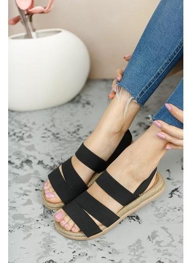 Muggo Sandalet Renkli